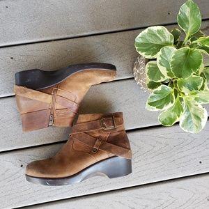 Alegria Eva Tawny Boots Size 39
